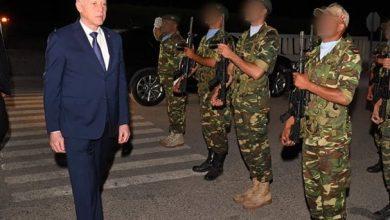 Photo de Kais Saied: On n'accepterait pas que la Tunisie soit un foyer de terroristes