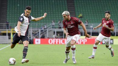 Photo de L'AC Milan renverse la Juventus 4-2
