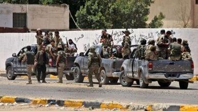 Photo of 200 vehicles of Sarraj military heading towards Sirte as battle looms
