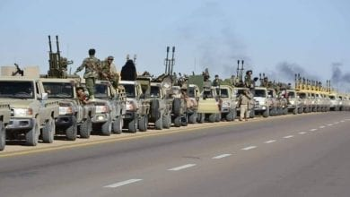 Photo of Libyan National Army ready on frontlines while Turkey still mobilizing forces in Libya