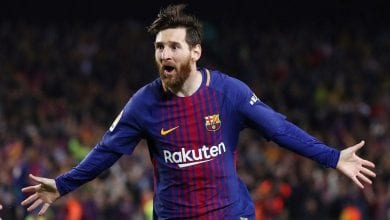 Photo of Lionel Messi wins record 7th scoring title in Spanish league