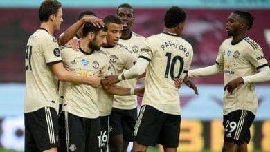 Photo of Manchester United boost Champions League bid with Aston Villa win