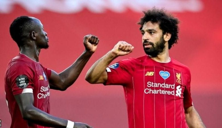 Photo of Mohamed Salah says he wants to stay at Liverpool for a 'long time'