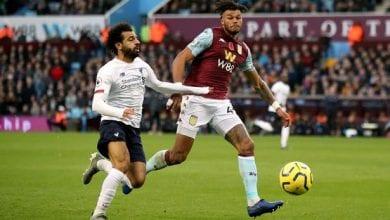 Photo of Premier League .. Liverpool and Aston Villa .. Salah and Trezeguet essential