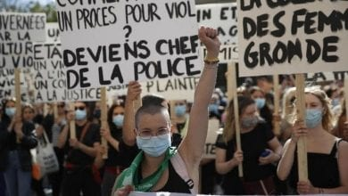 Photo of Protesters slam Macron's choice of interior minister Gerald Darmanin accused of rape