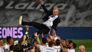 Photo of Real Madrid clinches Spanish league title with win