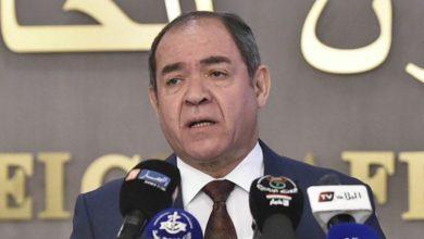 Photo de Sabri Boukadoum: La division de la Libye sera dangereuse pour tout le monde
