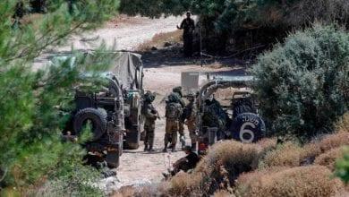 Photo de Un incident de sécurité contre l'armée israélienne dans les fermes de Chebaa
