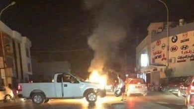 Photo de La crise de coupures de courant Tripoli provoque la colère contre al-Sarraj