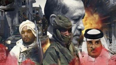 Photo de Le parlement égyptien secoue les alliances de chaos et de terrorisme en Libye