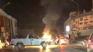 صورة أزمة الكهرباء في طرابلس تفجر موجة غضب ضد حكومة السراج