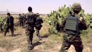 Photo de L'armée tunisienne s'attaque aux tentatives d'infiltrations à la frontière libyenne