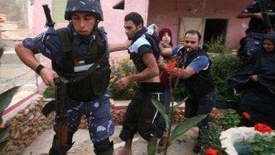 Photo de L'Autorité palestinienne arrête des militants anticorruption