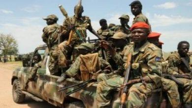 صورة مصرع 127 شخصاً خلال اشتباكات بين الأمن السوداني ومدنيين
