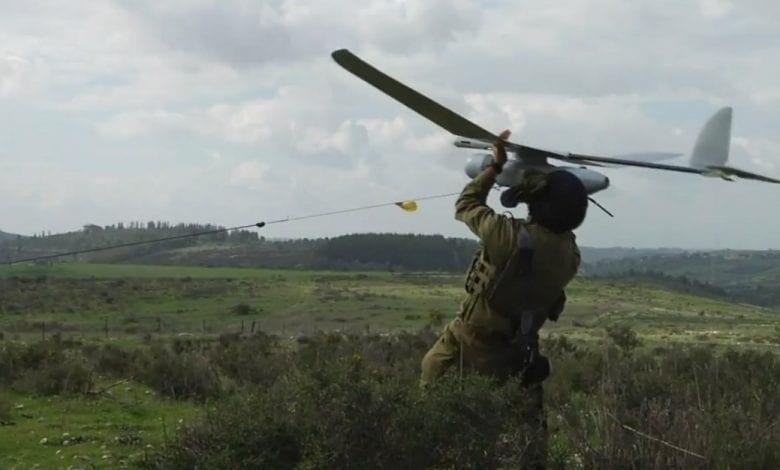 مسيّرة إسرائيلية