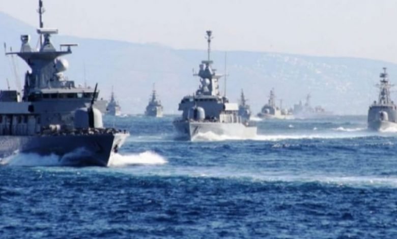 تحرك عسكري يوناني