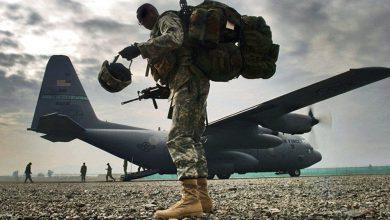 صورة الجيش العراقي يعلن انسحاب التحالف الدولي من موقع في قاعدة التاجي