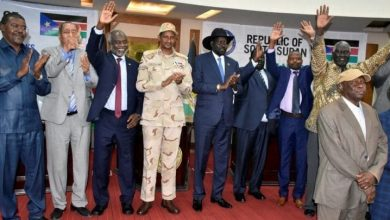 صورة السودان: الجبهة الثورية والحكومة توقعان الجمعة على اتفاق السلام