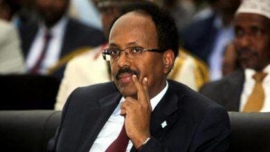 صورة ثلاثة رؤساء سابقين للصومال يتهمون فرماجو بإجهاض مكاسب الشعب