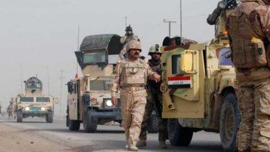 صورة الجيش يدهم أوكار الدواعش في العراق