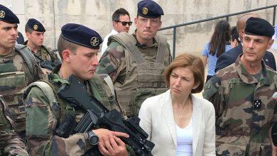 """صورة وزيرة الجيوش الفرنسية: سلوك النظام التركي في شرق المتوسط """"تصعيد"""""""