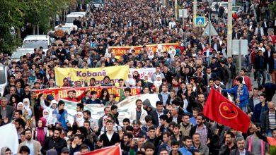 صورة حزب الشعوب يتهم أردوغان بالشراكة مع المنظمات الإرهابية في المنطقة