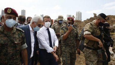 صورة فرنسا تناقش مبادرتها بشأن لبنان