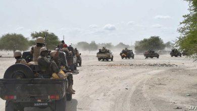 صورة مصرع ثمانية أشخاص على أيدي مسلحين في النيجر
