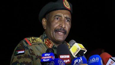 صورة رئيس مجلس السيادة السوداني في زيارة رسمية إلى القاهرة