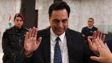 الحكومة اللبنانية تستقيل