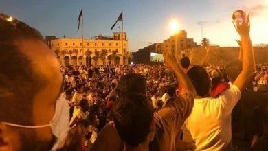 صورة طرابلس تواصل انتفاضتها في وجه حكومة السراج وميليشياتها