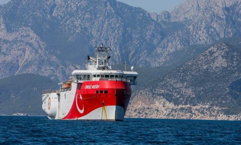 التنقيب شرق المتوسط