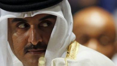 صورة غضب في مواقع التواصل الاجتماعي على قطر