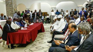 اتفاق السلام في السودان