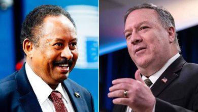 صورة السودان: لا نملك تفويضاً للتطبيع مع إسرائيل