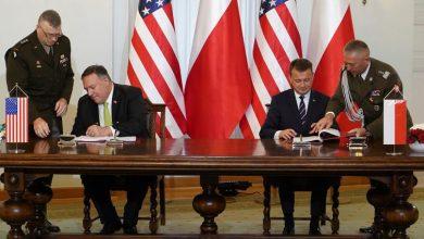 صورة الولايات المتحدة تبرم اتفاق تعاون دفاعي مع بولندا