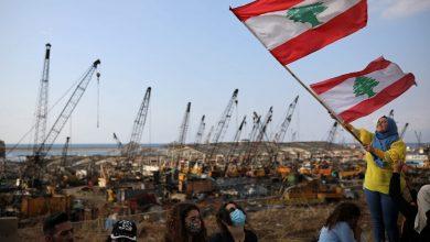 صورة تجدد الاحتجاجات اللبنانية بالقرب من مرفأ بيروت