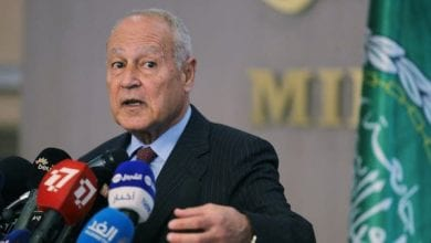 Photo of Ahmed Aboul Gheit: Arab League ready to provide Lebanon with aid it needs