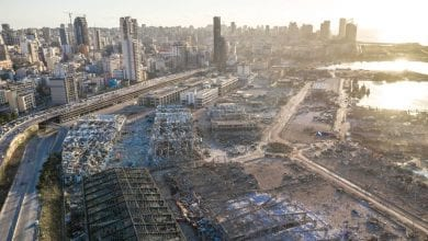 Photo of Beirut explosion: Lebanese mourn blast victims, seek missing