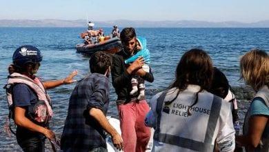 Photo of Boats Carrying Dozens of Turks arrives Greece seeking political asylum