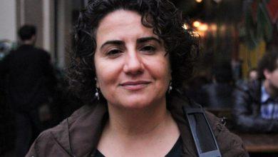 صورة غضب في تركيا بعد وفاة المحامية التركية أبرو تيمتيك في سجون أردوغان