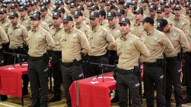 Photo of Establishment of 'Parallel Government Police Force,' in Istanbul