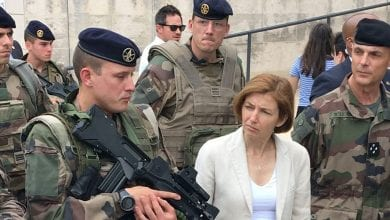 "Photo of French Defense Minister Florence Parly: Turkey behavior in the Eastern Mediterranean ""escalation"""