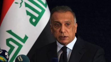 صورة رئيس الوزراء العراقي: لا مكان للخائفين داخلالأجهزة الأمنية