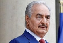 Photo of Haftar threatens to expel the Turks and their mercenaries from Libya