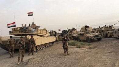 Photo of Iraqi Army Sends Heavy Military Reinforcements To The Border With Turkey