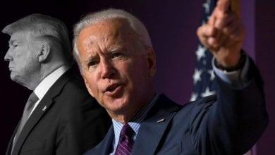 Photo de Joe Biden: Unis, nous pouvons vaincre cette époque sombre en Amérique