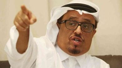 Photo of Khalfan to Abu Trika: You Just Looking For Qatar Money … Shut Up!!!