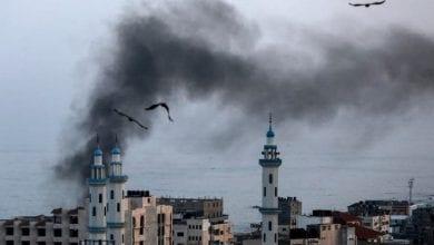 Photo de L'armée israélienne annonce de bombardements contre des positions du Hamas