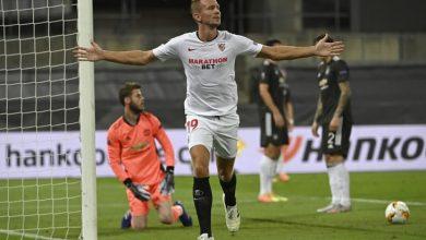 Photo de Le FC Séville s'est qualifié pour la finale de l'Europa Ligue